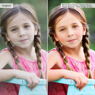 Perfect Portraits Photoshop Actions