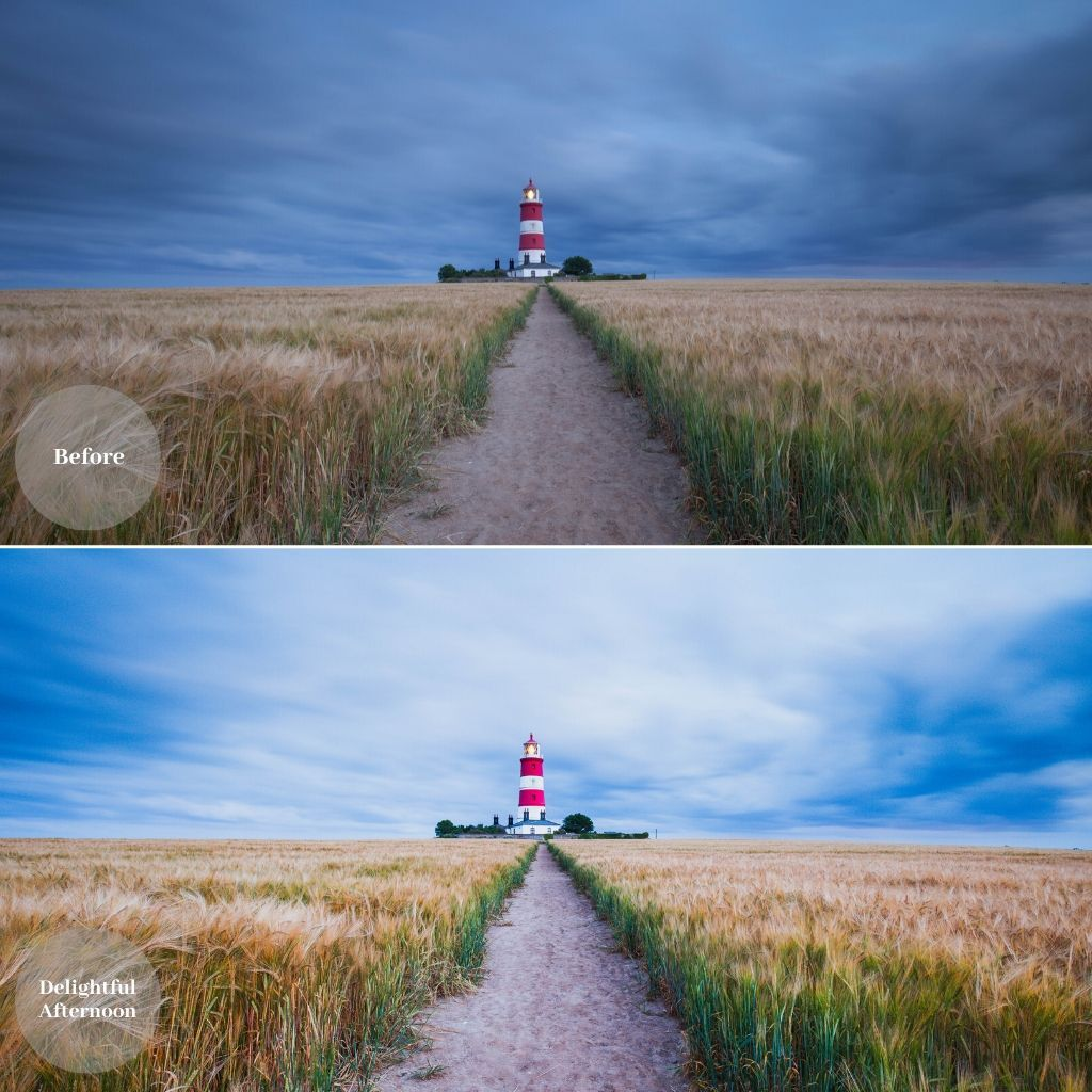 Lighthouse Elements – Land, Sea, & Air Lightroom Presets – Desktop & Mobile