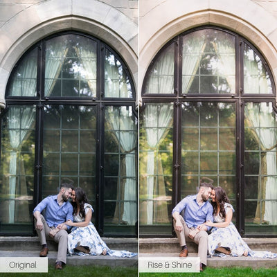 Light & Airy Portraits Lightroom Presets