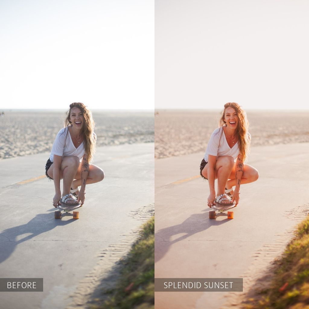 Lifestyle Lightroom Presets for Instagram, Bloggers & Social Media – Desktop & Mobile