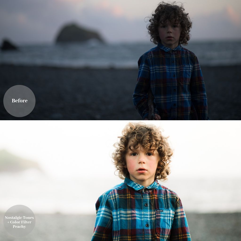 Lighthouse Preset Bundle (6 collections) for Lightroom & Photoshop