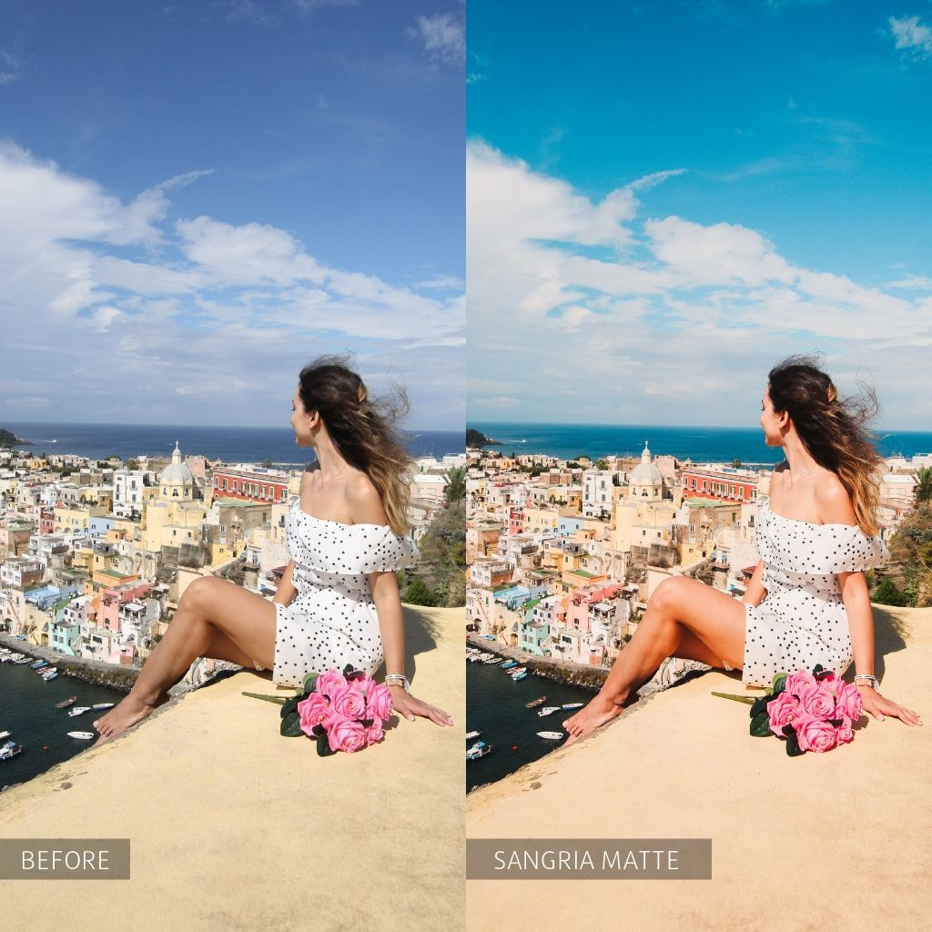 Travel Lightroom Presets for Bloggers & Social Media