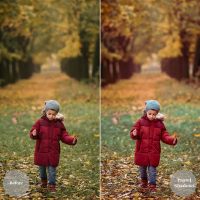 Pumpkin Patch Autumn Lightroom Presets