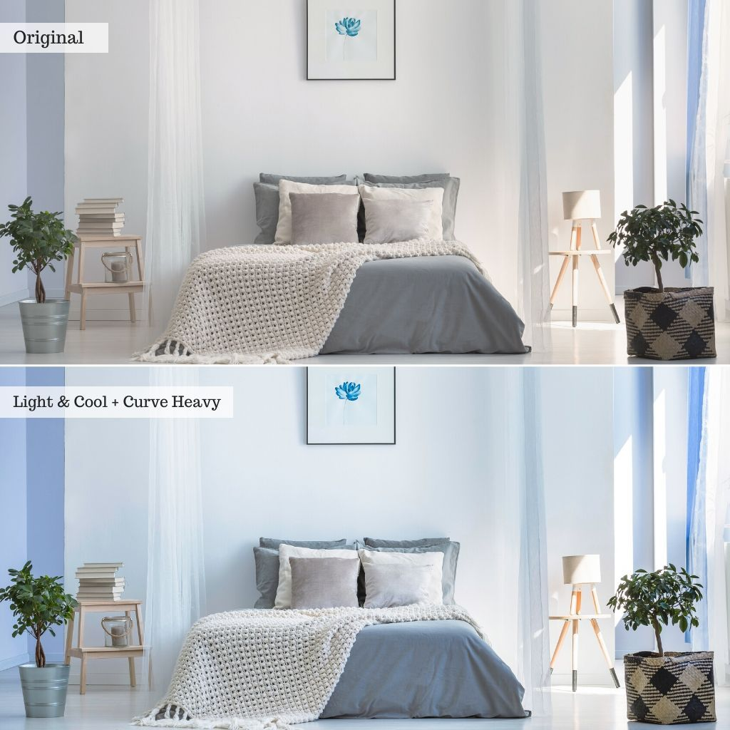Interior Design & Real Estate Lightroom Presets