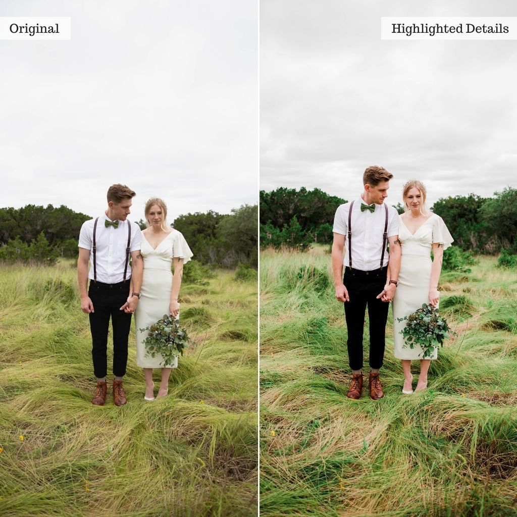 Light & Airy Weddings Lightroom Presets – Desktop & Mobile