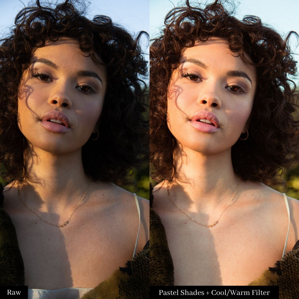 Lowfield Portraits Lightroom Presets