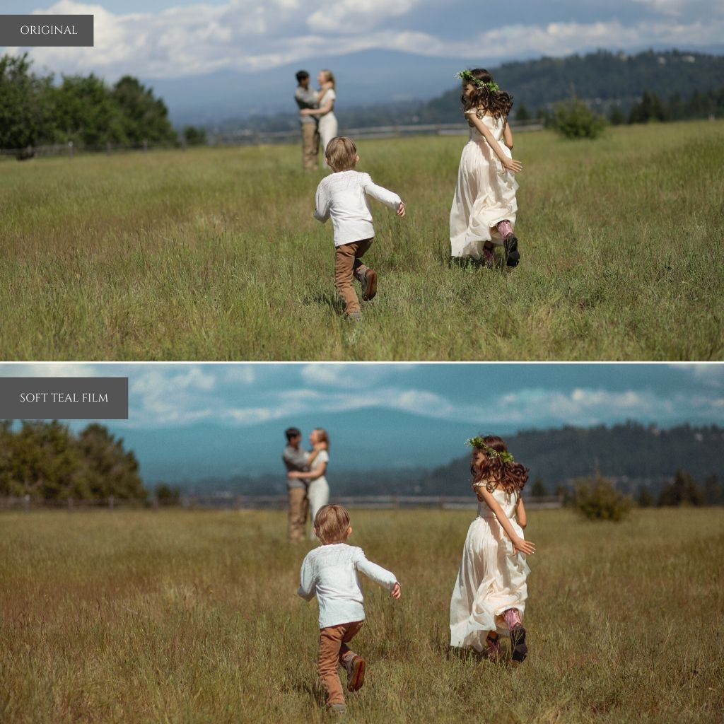Cinematic Film Lightroom Presets