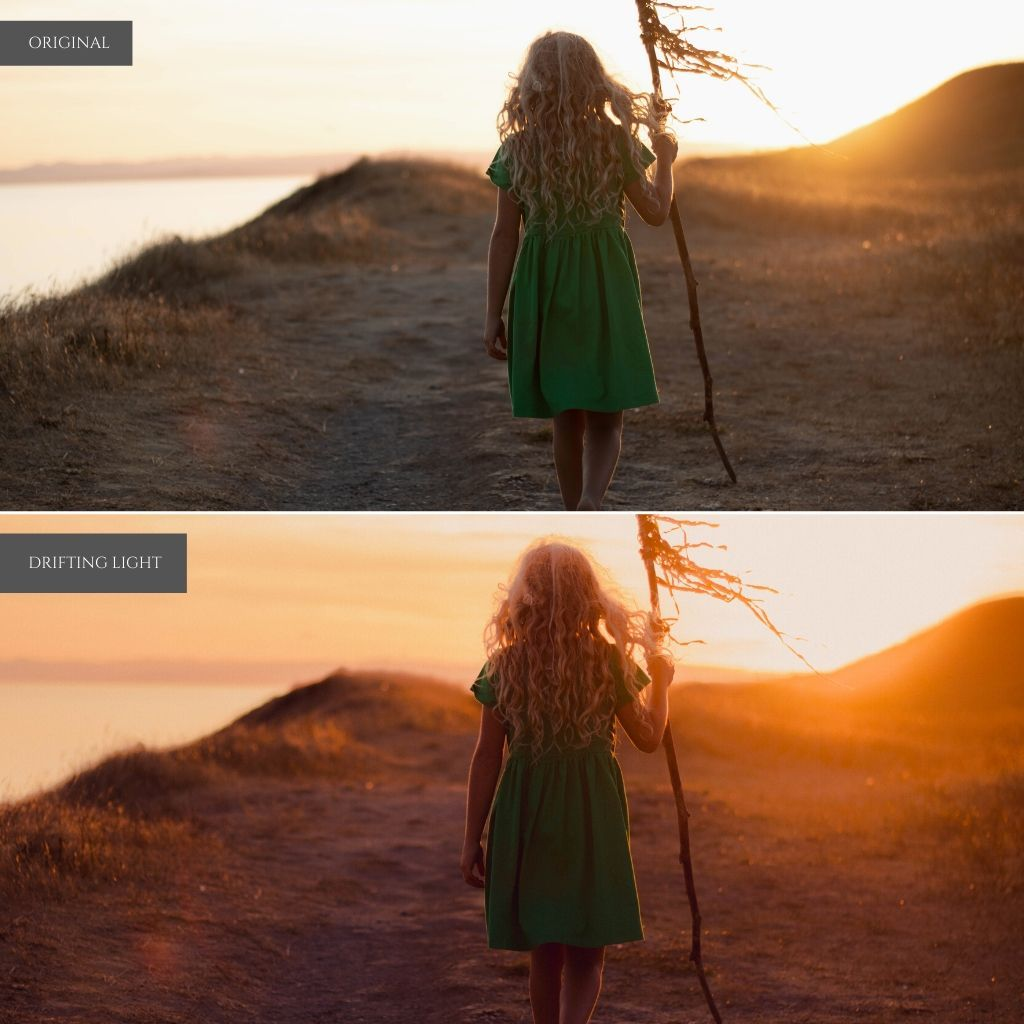 Stories Lightroom Presets – Desktop & Mobile