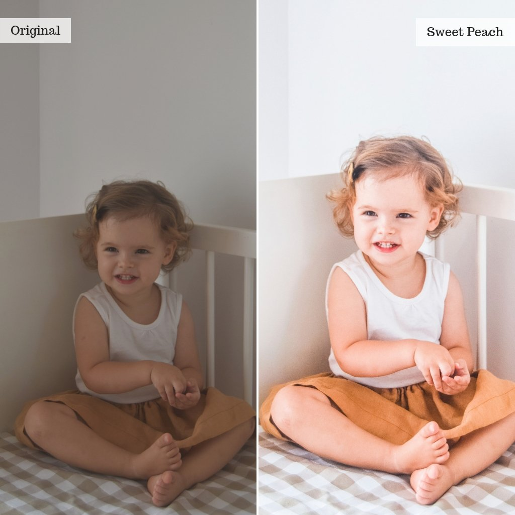 Light & Airy Lightroom Presets
