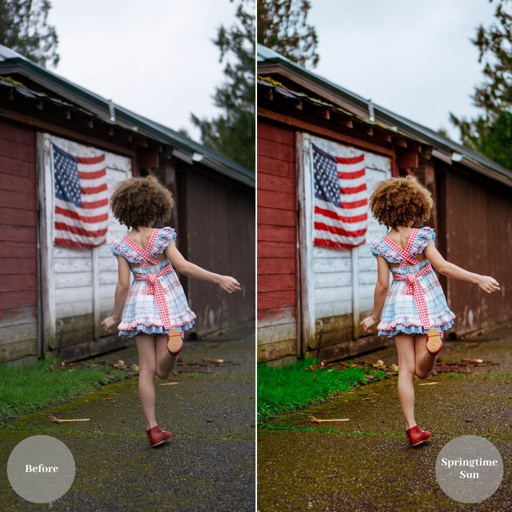 Clover n' Honey Spring & Summer Lightroom Presets