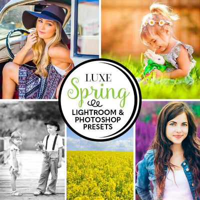 Luxe Spring LR/ACR Presets