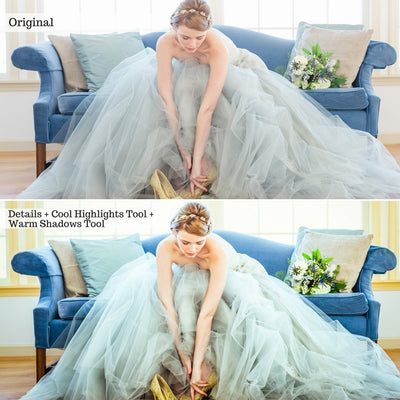 Luxe Weddings Lightroom Presets