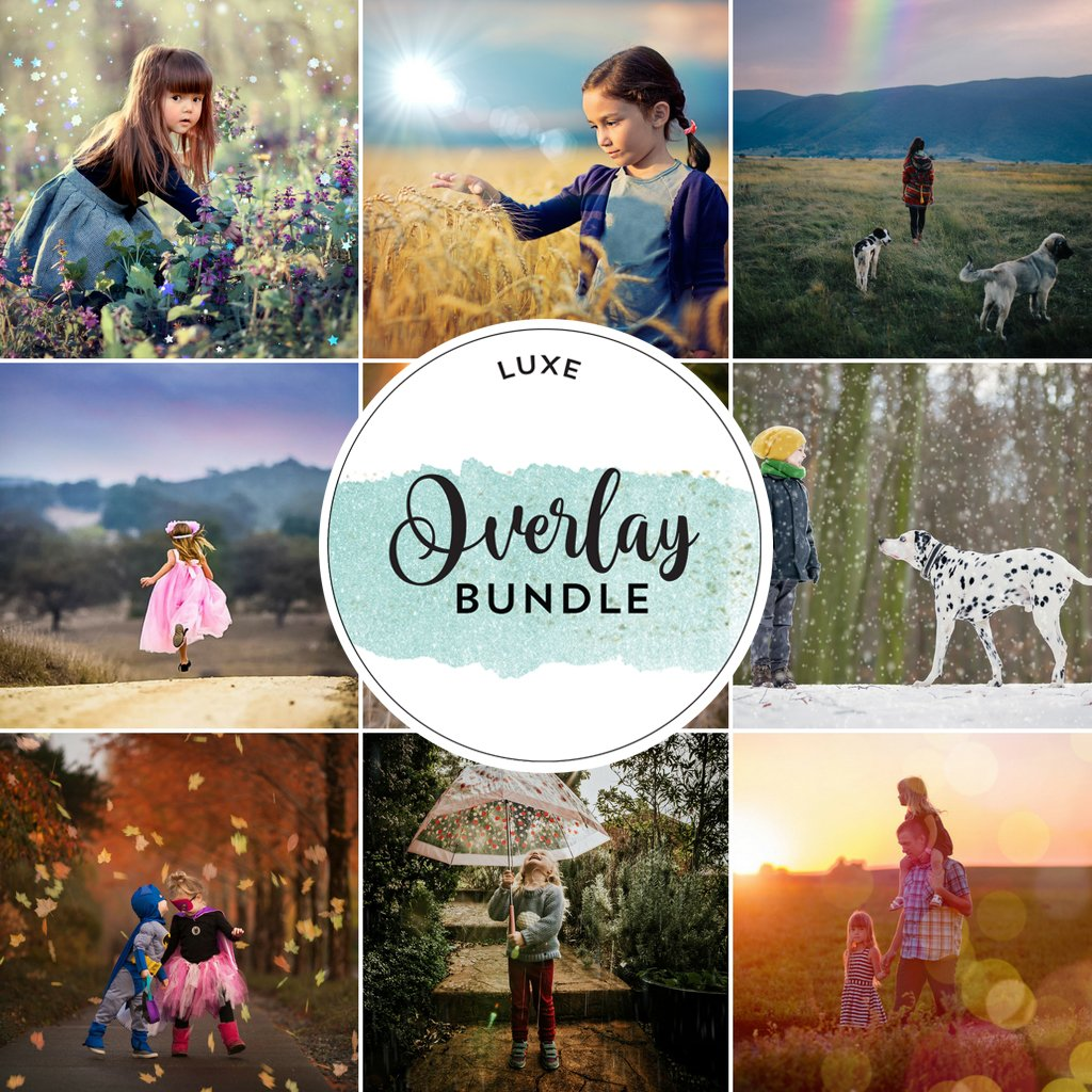 Luxe Overlays Bundle (17 collections)