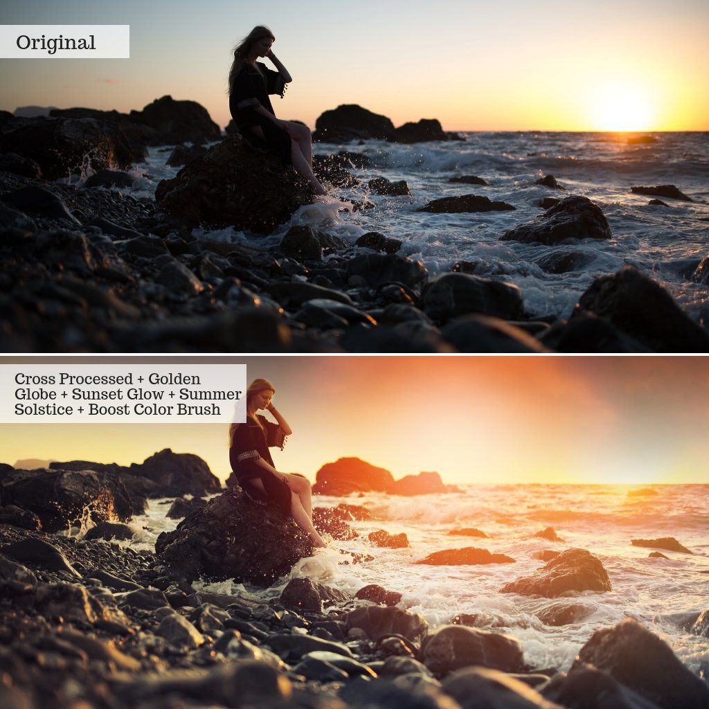 Creative Workflow Photoshop Actions