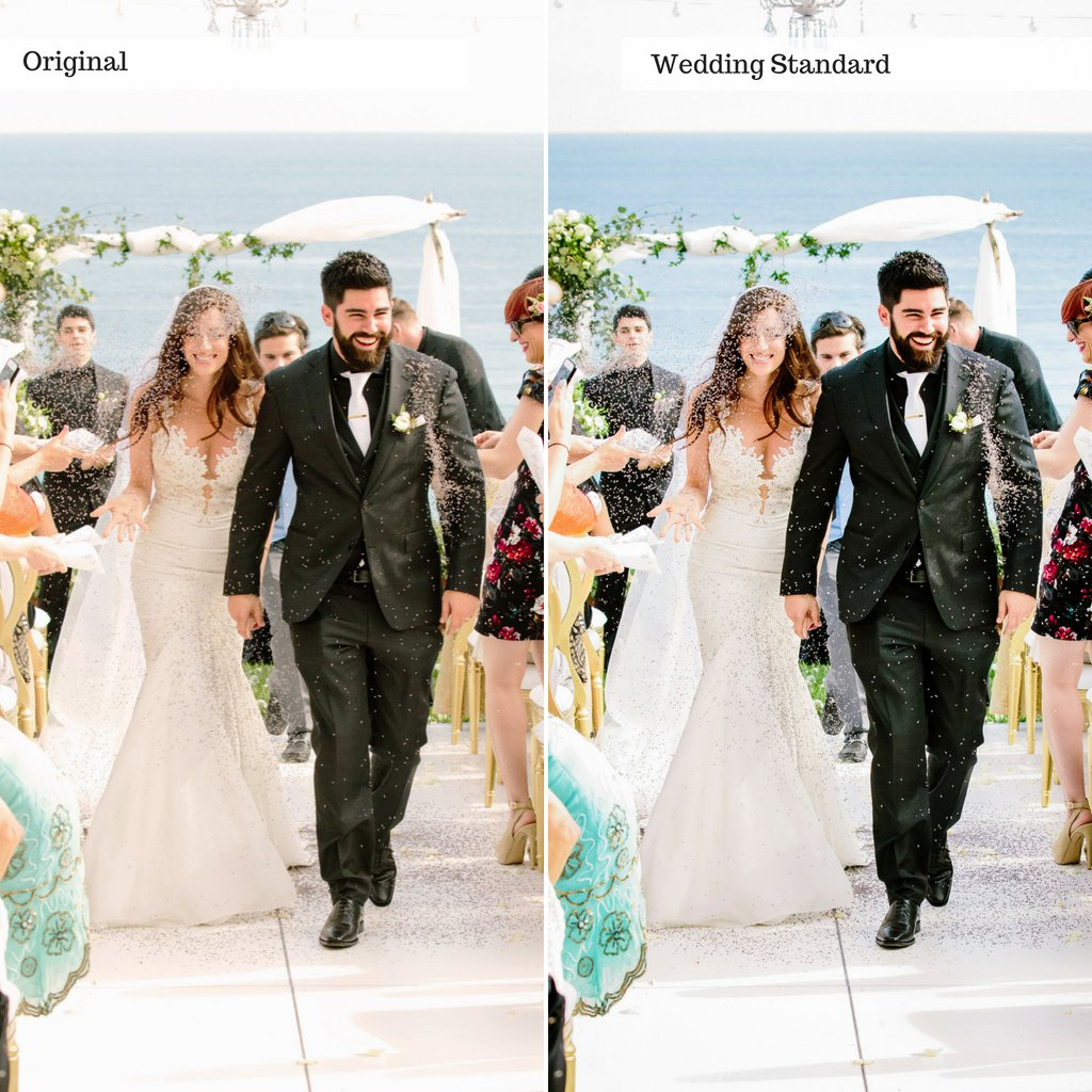 Luxe Weddings Lightroom Presets – Desktop & Mobile