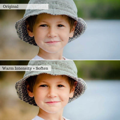 Portraits Presets for Lightroom and Photoshop ACR