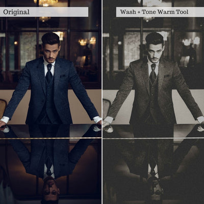 Black & White — Brixton Film Lightroom or Photoshop Presets