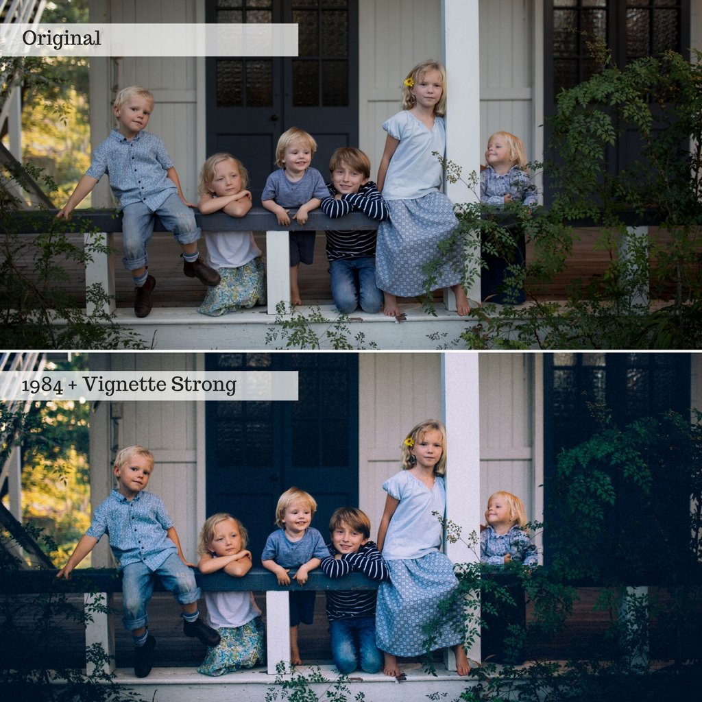 Yesteryears Lightroom Presets – Desktop & Mobile