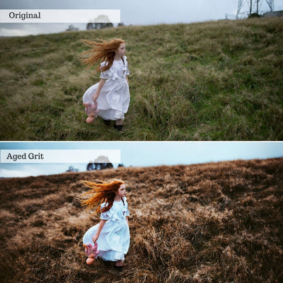 Earthy Moods — Brixton Film Lightroom or Photoshop Presets
