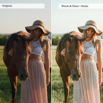 Luxe Bohemian Summer LR/ACR Presets