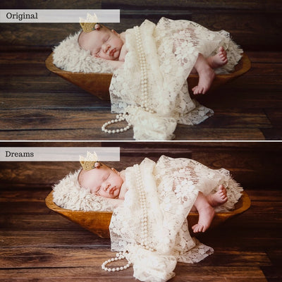 Luxe First Years Baby & Newborn Presets LR/ACR