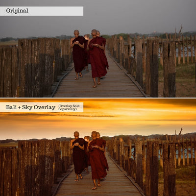 Wanderlust Travel Lightroom Presets