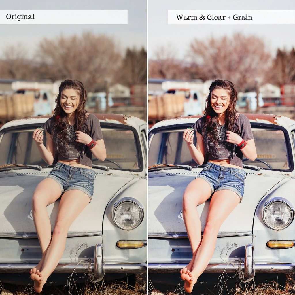Bohemian Summer Lightroom Presets