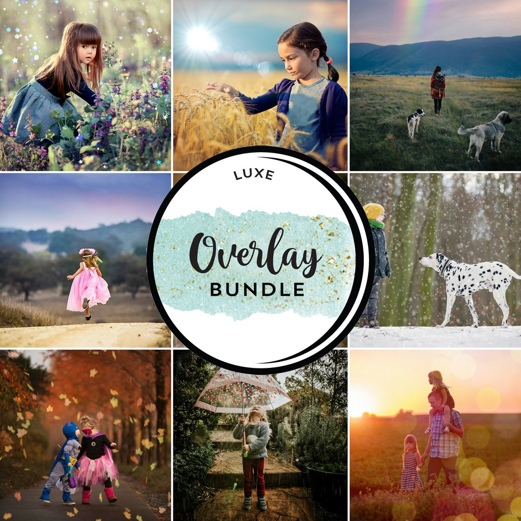 Luxe Overlays Bundle (15 collections)