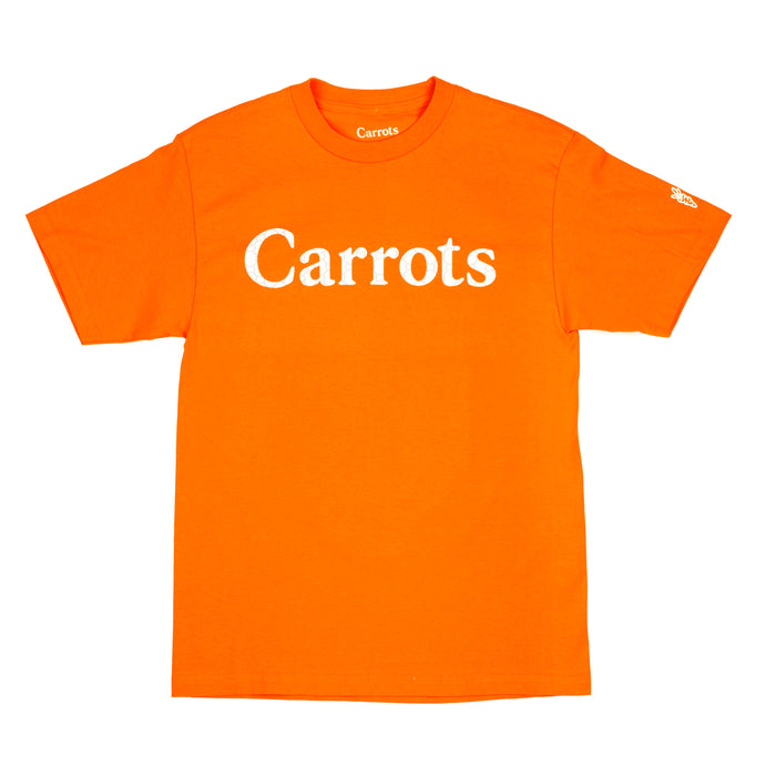 Carrots Guccio T-shirt - Orange