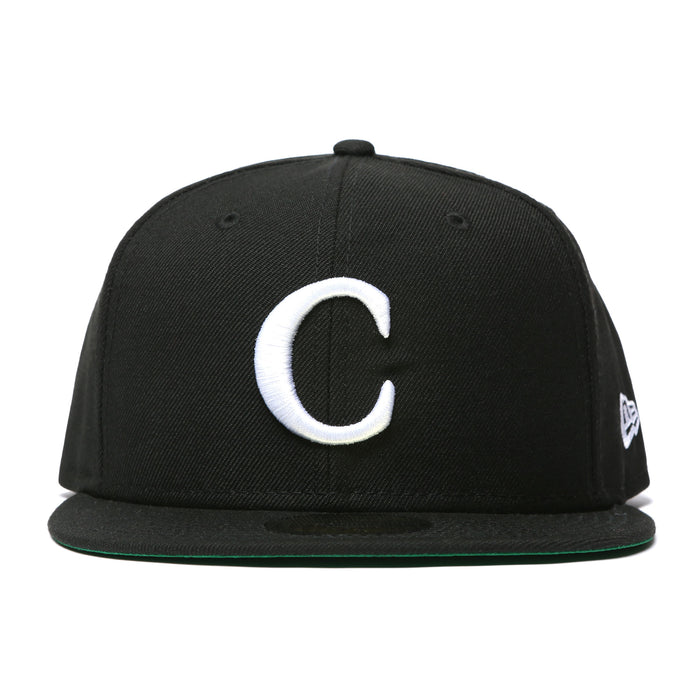 "CARROTS ""C"" NEW ERA 59/50 Fitted - BLACK"