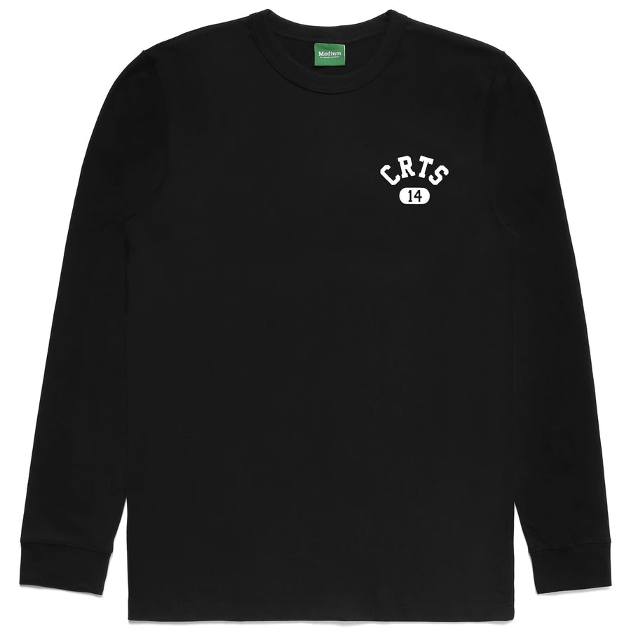 CRTS LONG SLEEVE - BLACK