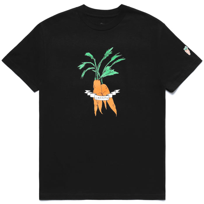 CARROTS X DEER DANA CARROT BUNDLE T-SHIRT - BLACK