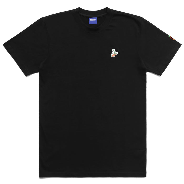 FXXKING CARROTS ONE HIT T-SHIRT - BLACK