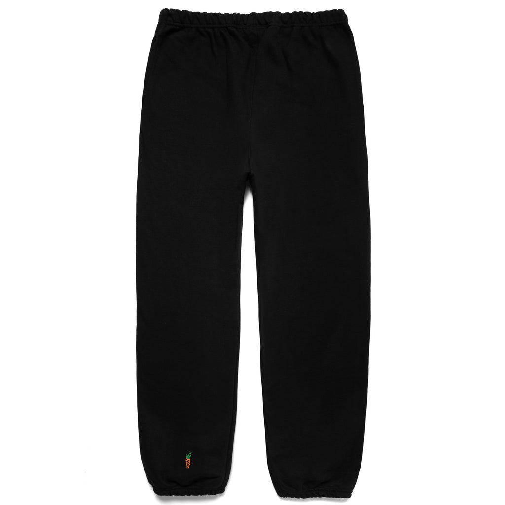 CARROTS X CONART OG LOGO SWEATPANTS - BLACK