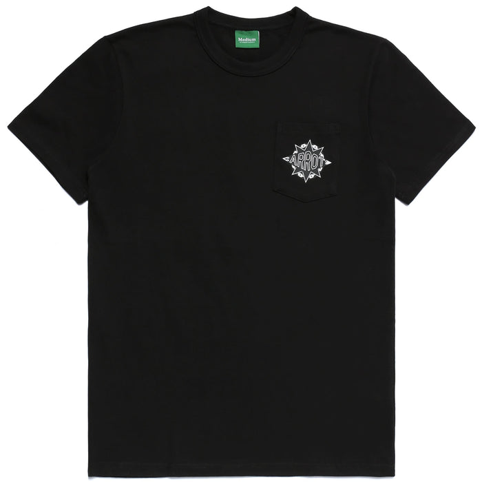 GS CARROTS TEE - BLACK