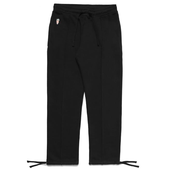 SIGNATURE CARROT SWEATPANT - BLACK
