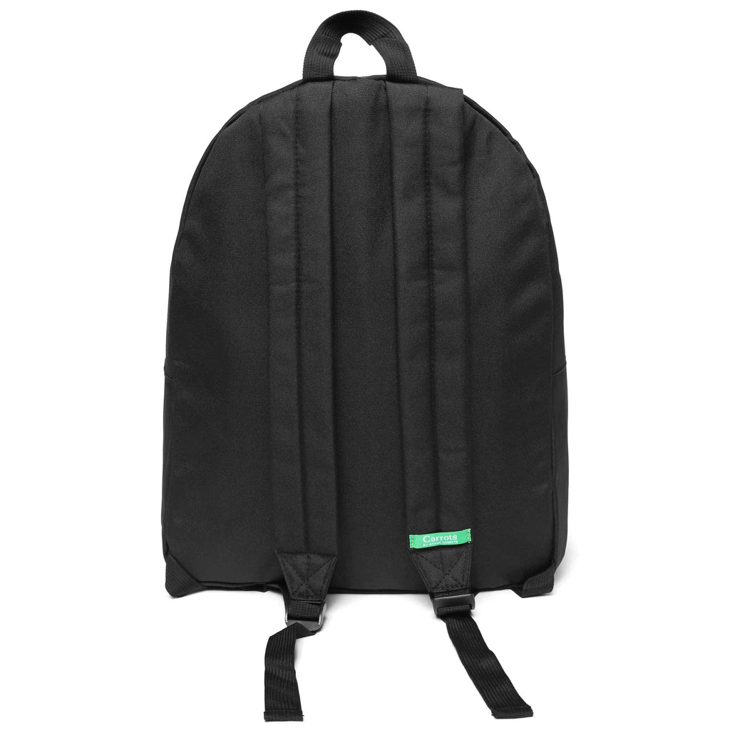 WORDMARK BACKPACK - BLACK