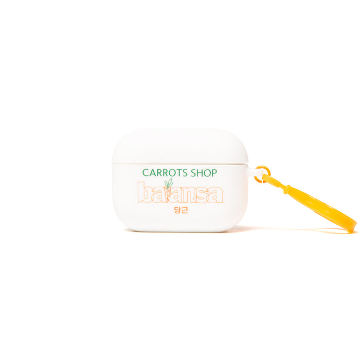 Carrots x Balansa AirPods Pro Case - White