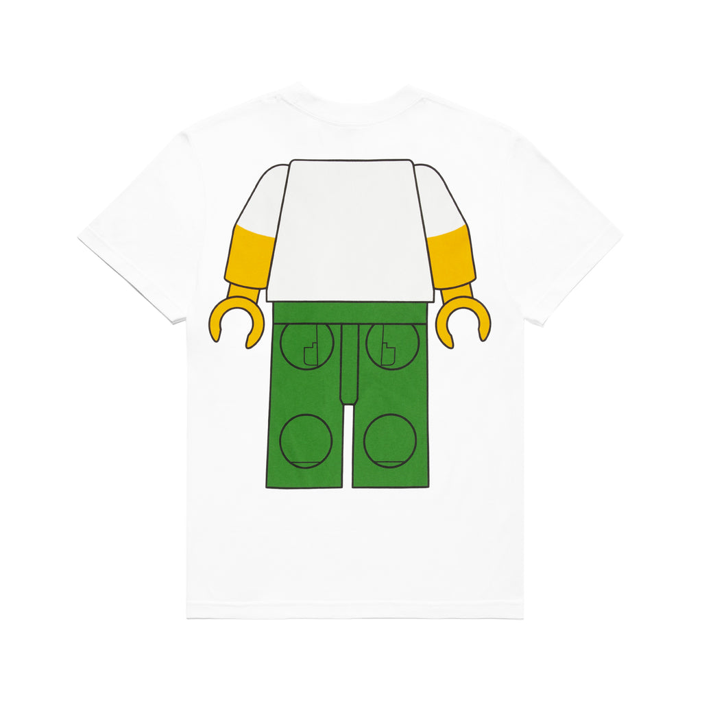 CARROT HEAD YOUTH TEE - WHITE