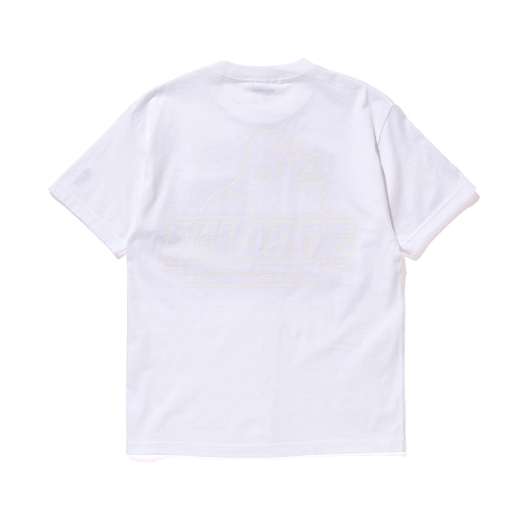 XCARROTS POCKET T-SHIRT - WHITE