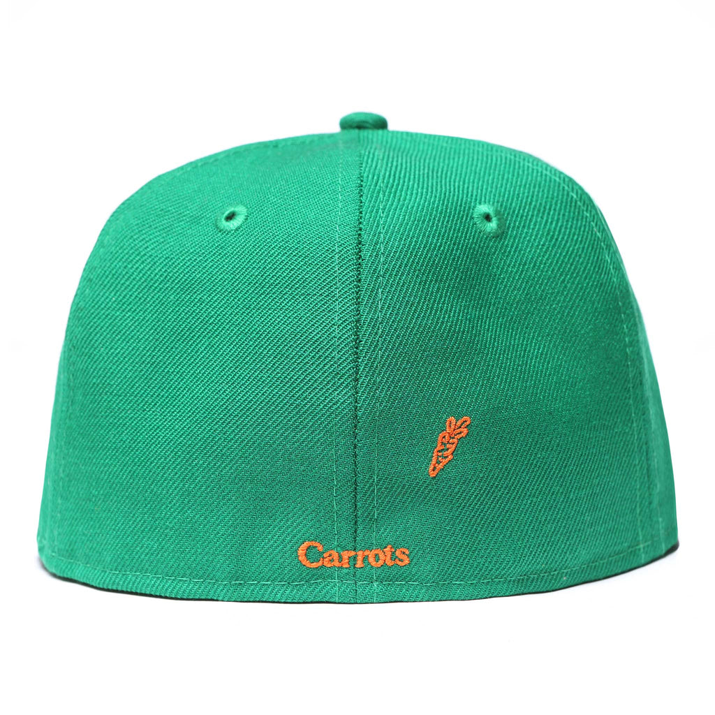 "CARROTS ""C"" NEW ERA 59/50 FITTED - KELLY"