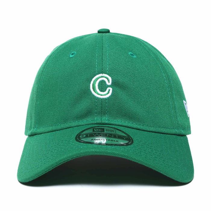"CARROTS ""C"" NEW ERA 9/20 BALL CAP - GREEN"