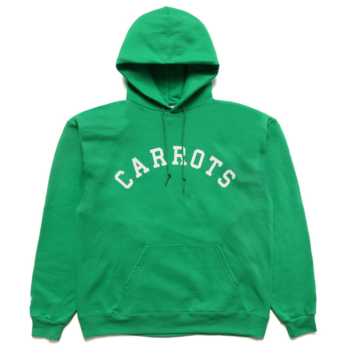 CHAMPION COLLEGIATE HOODIE - GREEN
