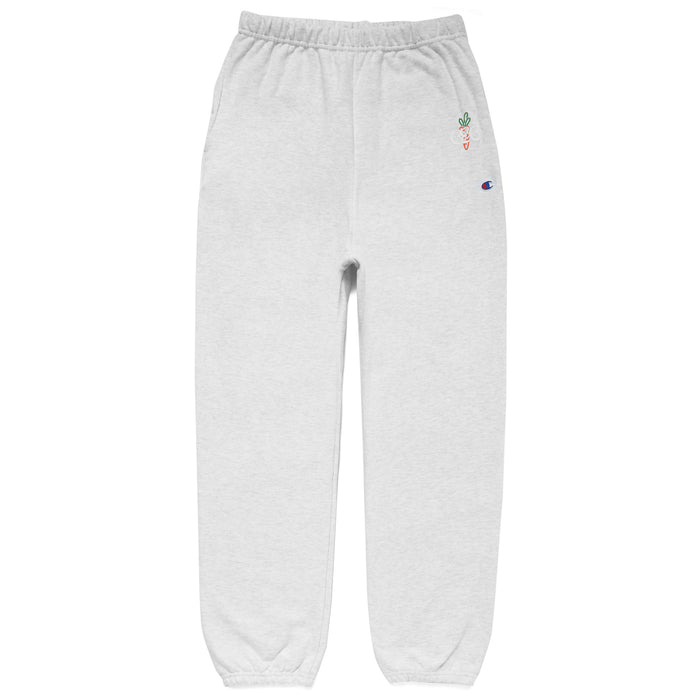 CSC CARROT SWEATPANTS - HEATHER