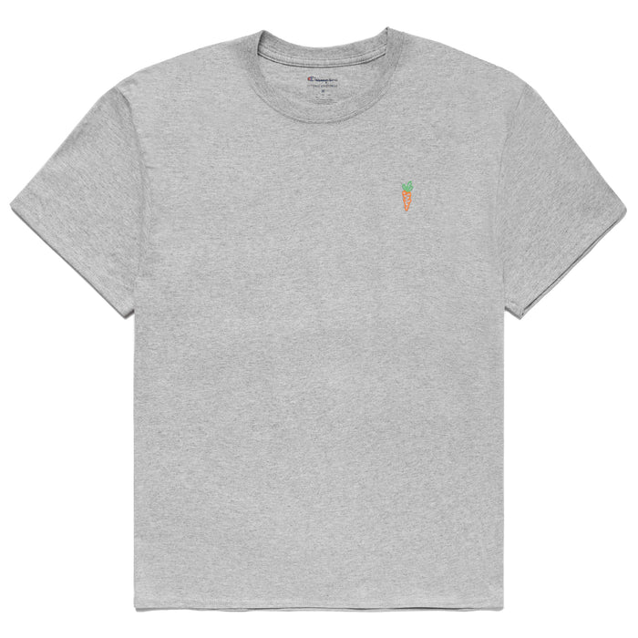 CSC CARROT TEE - HEATHER