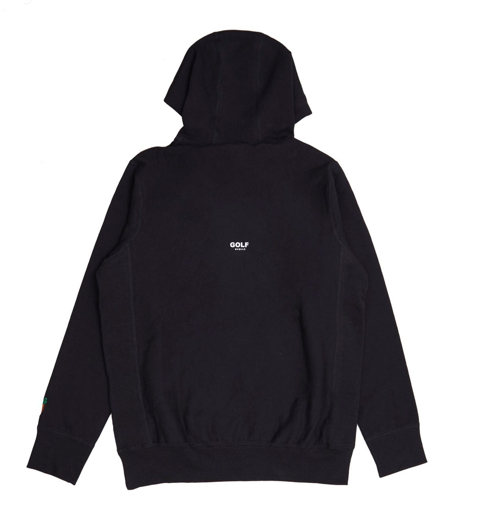Carrots for Golf Hoodie - Black