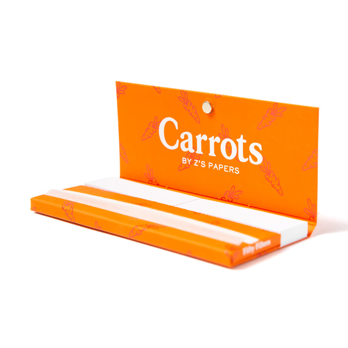 CARROTS BY Z'S PAPERS - 1 PACK