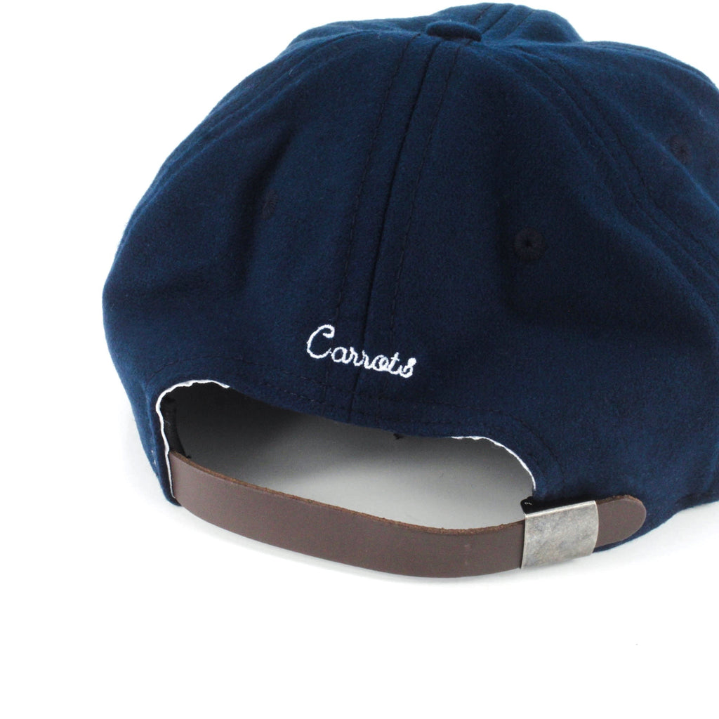Carrots x Ebbets Ball Cap - Navy
