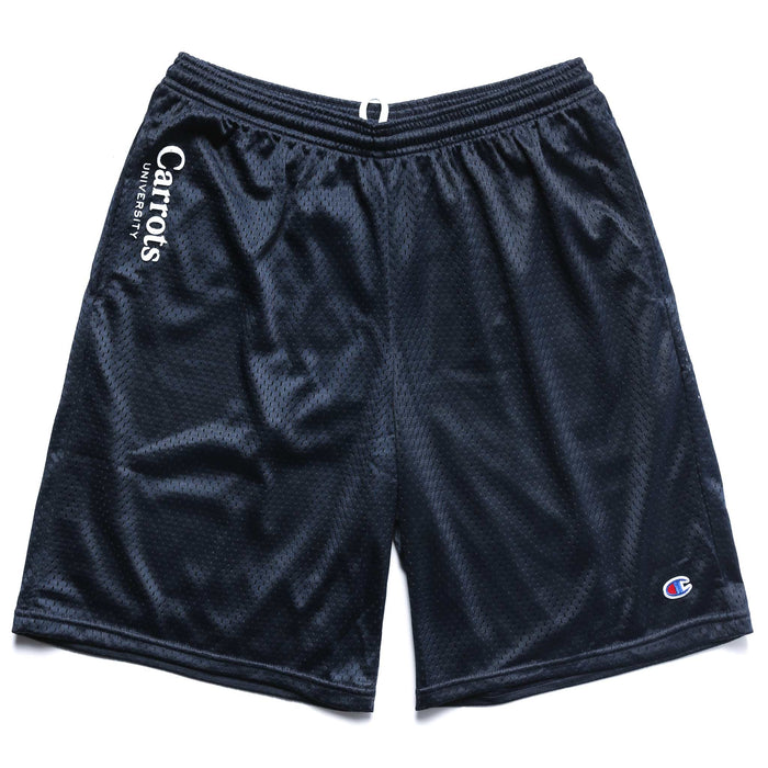 CHAMPION UNIVERSITY MESH SHORTS - NAVY