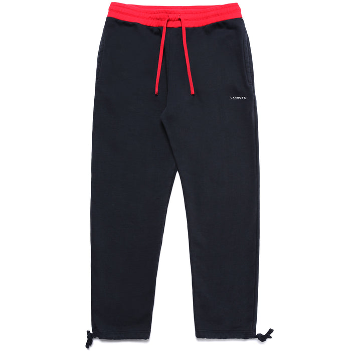CARROT SHIELD SWEATPANTS - NAVY
